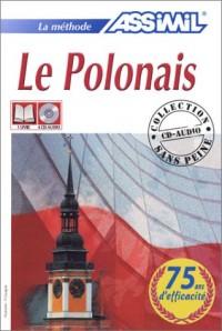 Le Polonais sans peine (1 livre + coffret de 4 CD)