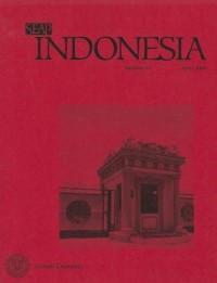 Indonesia Journal: April 2006