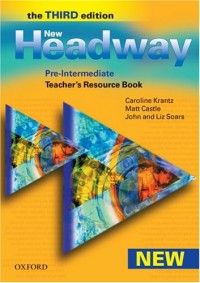 New headway pre-int trb 3rd ed