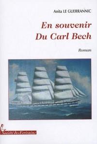 En Souvenir du Carl Bech