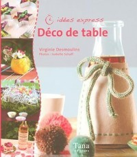 Déco de table