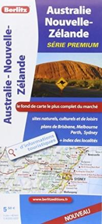 AUSTRALIE NOUVELLE ZELANDE ROUTIERE TOURISTIQUE PREMIUM