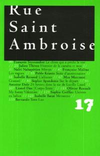 Rue Saint Ambroise, N° 17 :