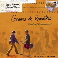 Graines de Rencontres : Edition bilingue français-anglais (1CD audio)