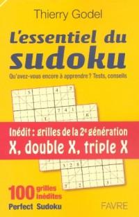 L'essentiel du Sudoku