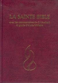 Bible NEG Scofield : couverture rigide