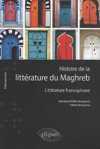Histoire de la littérature du Maghreb - littérature francophone