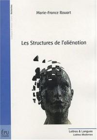 Les structures de l'aliénation
