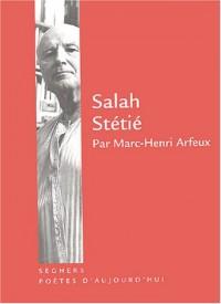 Salah Stétié