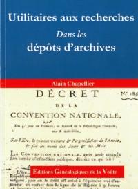Utilitaires aux recherches dans les dépôts d'archives : correspondance entre les calendriers républicain et grégorien, parentés