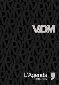 L'agenda VDM 2016-2017