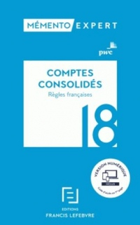 MEMENTO COMPTES CONSOLIDES 2018