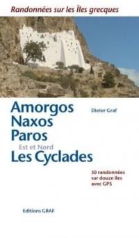 Amorgos Naxos Paros Est Nord Les Cyclade