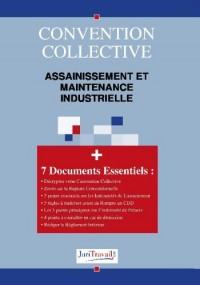3309. Assainissement et maintenance industrielle Convention collective
