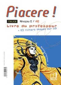 Piacere 2e Annee Lv2  Prof (Ds 805882)