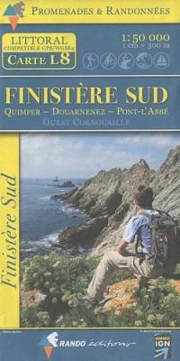 Finistère Sud : 1/50 000