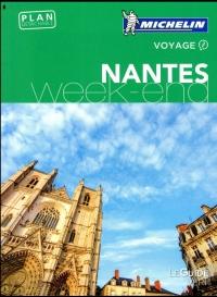 Guide Vert Weekend Nantes Michelin