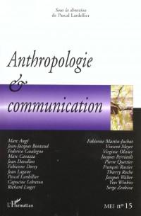 Mei médiation et information : anthropologie et communication