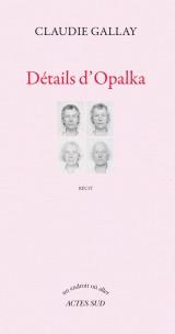 Détails d'Opalka