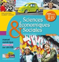 Sciences économiques et sociales Tle ES • Manuel numérique Spécifique Premium (clé USB)