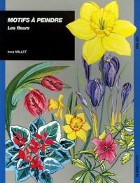 Motifs à peindre : Les fleurs