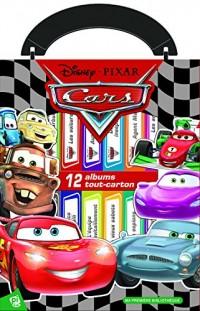 Cars : 12 albums tout-carton