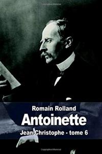 Antoinette: Jean-Christophe - tome 6