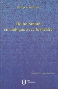 Botho Strauss en dialogue avec le théâtre : Autoréférentialité théâtrale dans Trilogie du revoir, Grand et petit, Kalldewe, farce