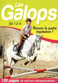 Galops 1 a 4, Réussis la Partie Equitation (la)