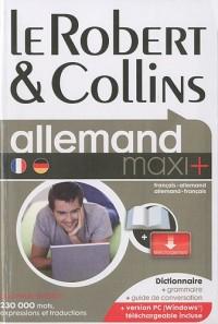 Robert & Collins maxiplus allemand 2010