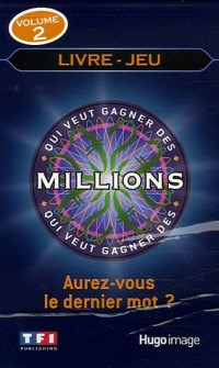 Qui veut gagner des millions : Livre-jeu, Tome 2