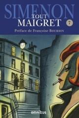 Tout Maigret, Tome 7 :