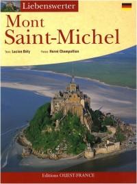Mont Saint-Michel : Edition en allemand