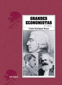 Grandes economistas / Great economists
