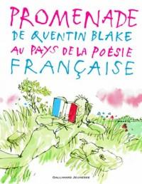 Promenade au pays de la poésie française