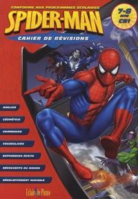 Cahier de Révision Spiderman CE1