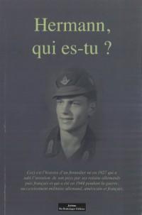 Hermann Qui Es Tu