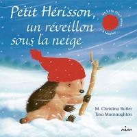 Petit Hérisson Un réveillon sous la neige (tout carton)