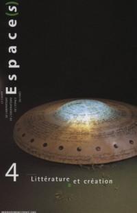 Littérature et création (n.4)