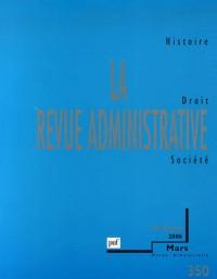 La Revue administrative, N° 350 :