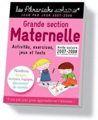 Grande Section Maternelle 2007-2008