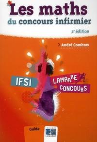 Les Maths du Concours Infirmier 2e ed