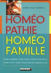 Homéopathie homéofamille