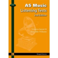 Veronica Jamset/Huw Ellis-Williams: OCR AS Music Listening Tests Book - 2nd Edition