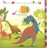 Lis avec Moi : les Dinosaures - 3 ans
