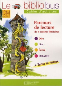Le Bibliobus N  22 - Cm - Raiponce - Cahier d'Activites