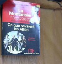La Montansier. De Versailles au Palais-Royal, une femme d'affaires. Ce que savaient les Alliés (Jean des Cars présente).