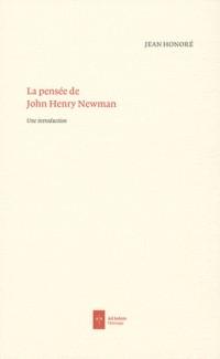 La pensée de John Henry Newman
