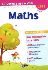 Au Rythme des Maths CM1 Manuel