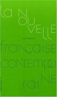 La nouvelle française contemporaine